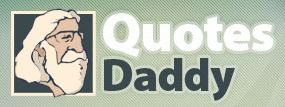 QuotesDaddy.com logo