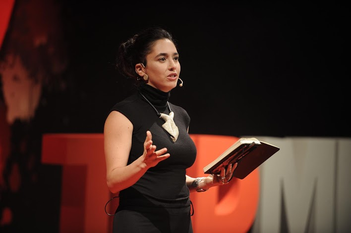 Maya Elhalal Levavi TED MED
